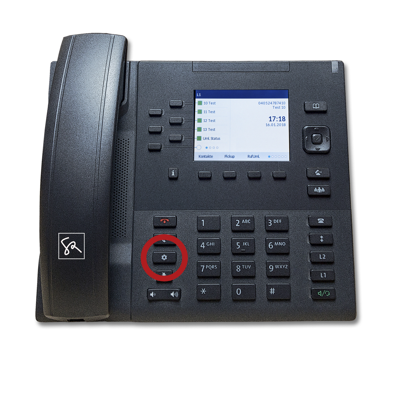 Tisch-Telefon Aastra Mitel 6867i Erste Hilfe Neustart stephanrasch.de mitel.com