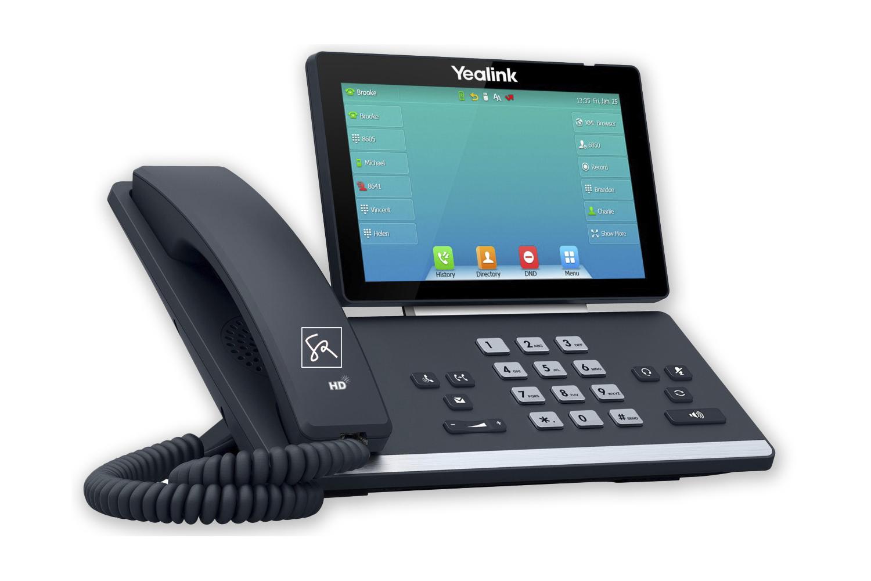 Tisch-Telefon Yealink T57W Links stephanrasch.de yealink.com