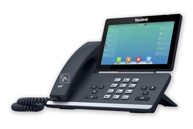 Tisch-Telefon Yealink T57W Rechts stephanrasch.de yealink.com