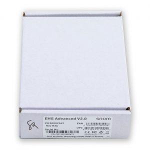 Headset anschliessen SNOM D785 Jabra 920 PRO EHS Karton
