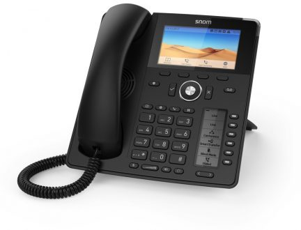 Tisch-Telefon SNOM D785 Right