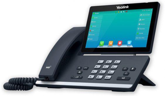 Tisch-Telefon Yealink T57W Right
